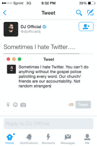 DJ says