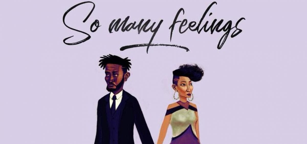 "Sho Baraka New Project ""So Many Feelings"""