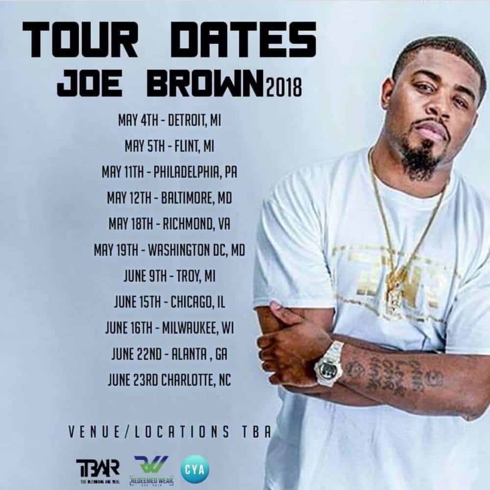 "Joe Brown - ""I Need You Lord"" | @joebrownmusic @trackstarz | Trackstarz"